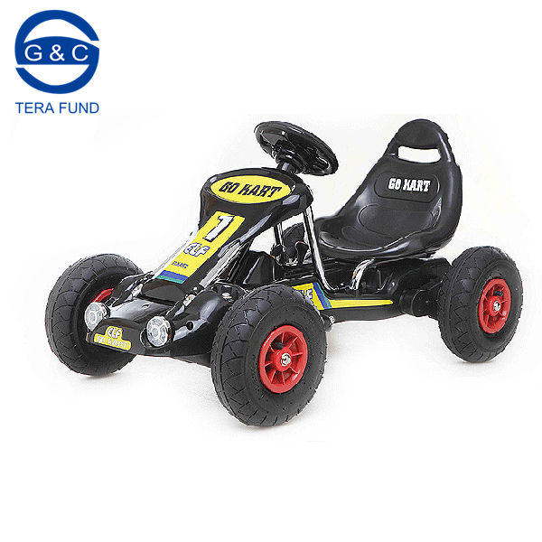 Ride On Toy Go Kart, Pedal Powered Ride On Toy für Boys und Girls, For 3 <span class=keywords><strong>7</strong></span> Year Olds