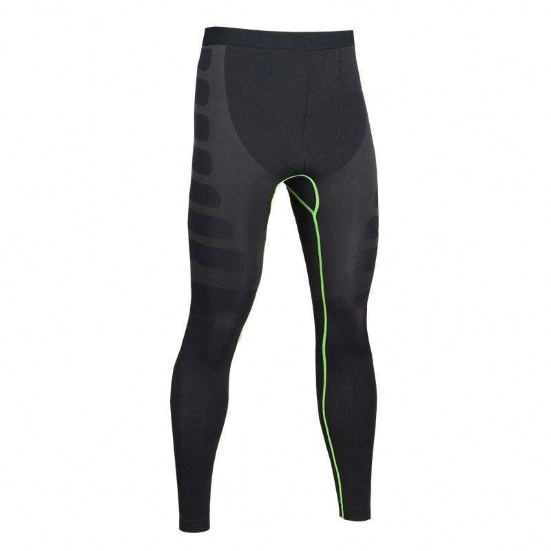 Yeni Erkekler Spor Giyim Cilt Altında Katman Uzun Pantolon Sıkıştırma Koşu Eğitim Tayt