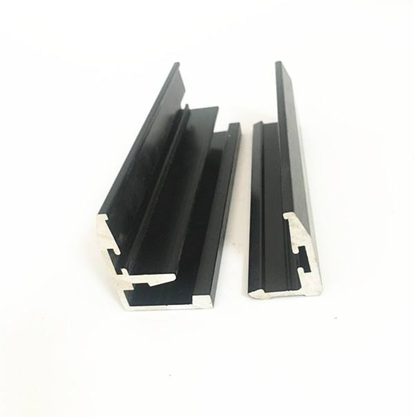 Hot sale extrusion aluminum glazing profiles for 10mm glass