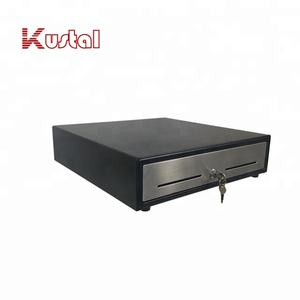 KST-410S POS Ball Bearing Slide Cash drawer Cabinet