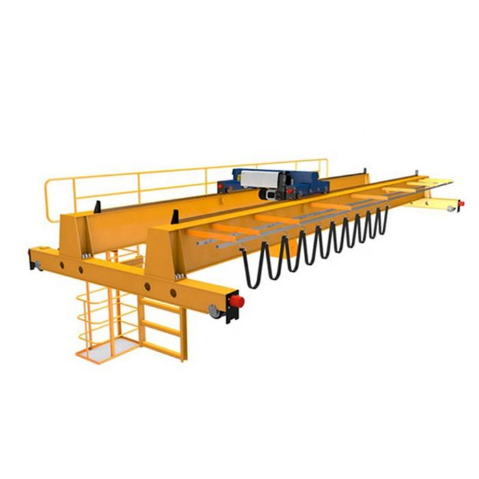 50 ton explosion-proof hoist traveling bridge overhead cranes manufacturers price