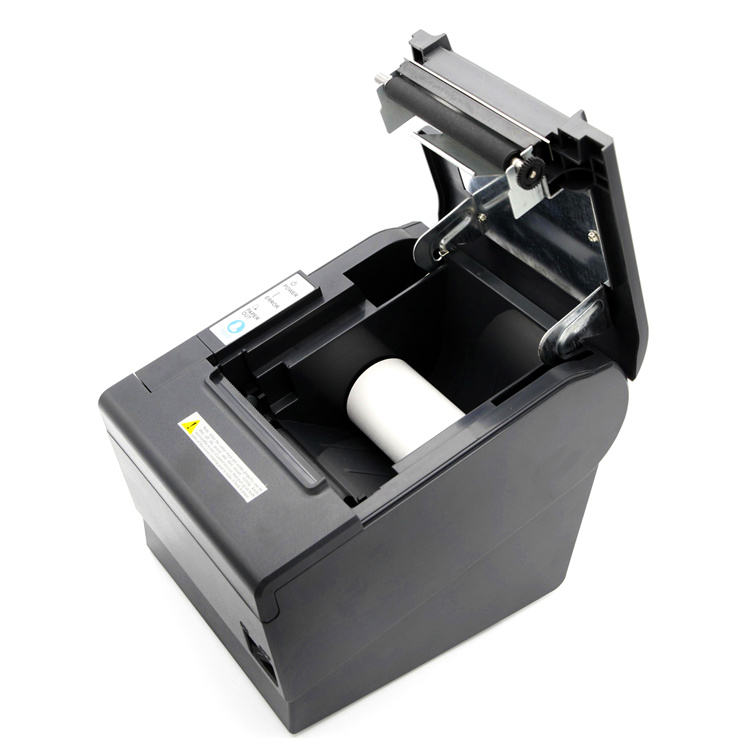 High speed 3 inch thermal receipt printer driver with auto cutter POS 80mm thermal printer