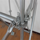 Quick Erect Hot Dipped Galvanized Construction Scaffold Steel Ringlock Patent Scaffold