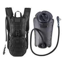 hot selling military tactical backpack hydration bladder hydration pack