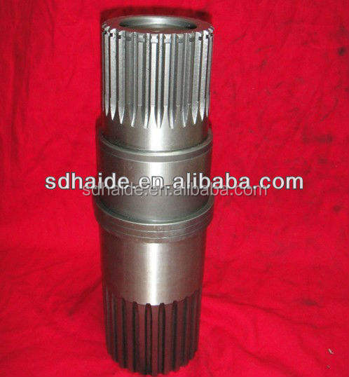 ex60 swing motor shaft,tools for excavator ZX50U-2,ZX200-5G,ZX400R-3,ZAXIS470LCR-3