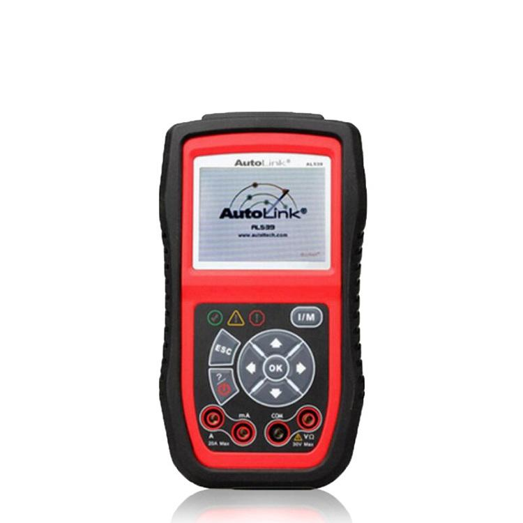 Engine fault code reader autel autolink al539 clear foutcodes voertuig diagnostische machine