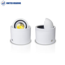 Adjustable CoB led spotlight for clothing store led ceiling surface mounted light indoor