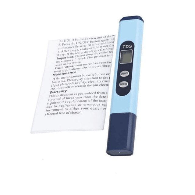 Pocket Pen Type TDS Meter Detector Water Tester