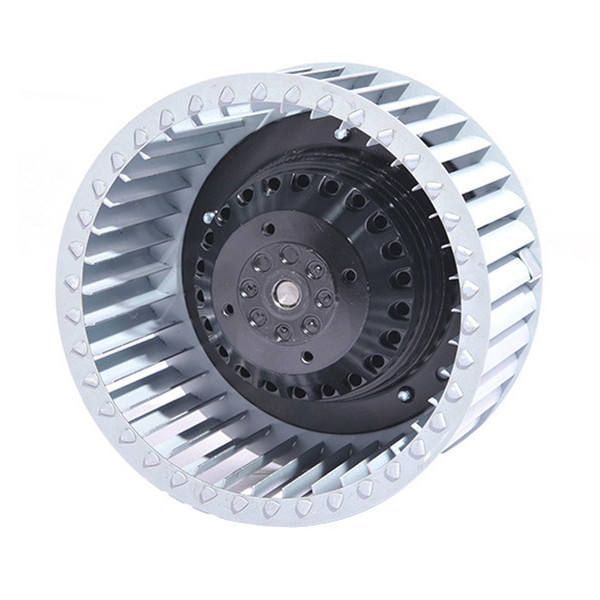250mm high pressure dual inlet centrifugal fan wheel