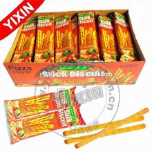New spicy pizza flavor pocky biscuits sticks