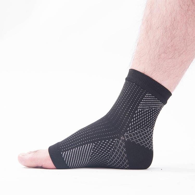 No toe custom compression high quality sports sock mens oem running athletic knee high cycling socks