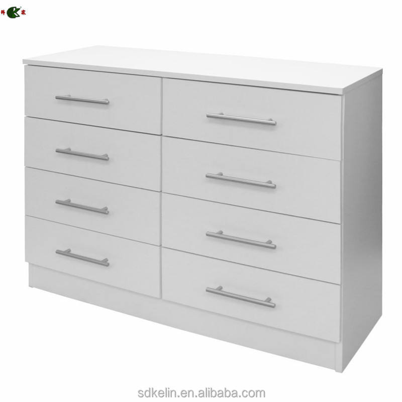 Factory OEM 15mm MDF /Particle board chest of drawers