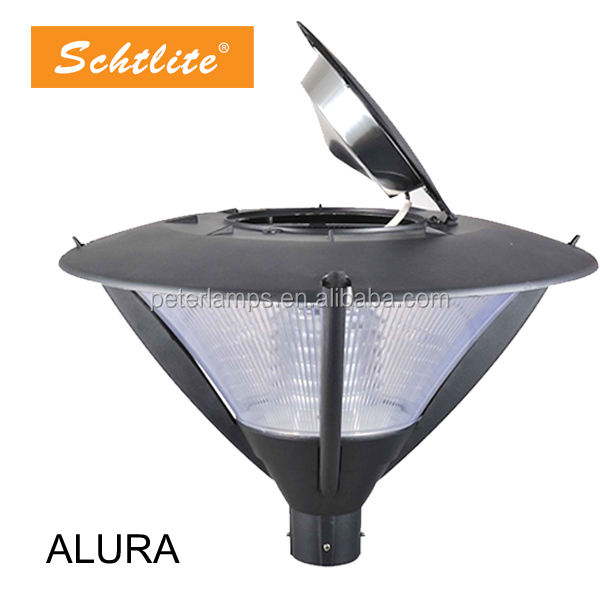ALURA Best Price Ningbo OEM Die Cast Aluminum Wholesale Garden Shell Street Light Housing