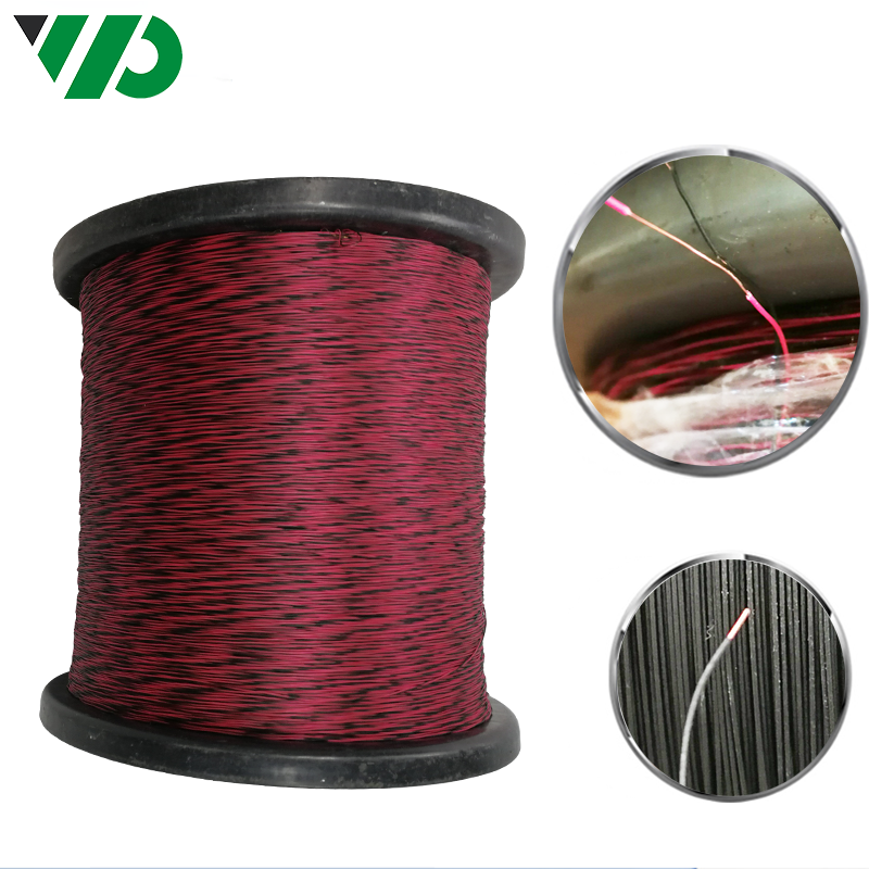 32 AWG Solide <span class=keywords><strong>Fil</strong></span> De Cuivre avec PE Isolation 0.40mm <span class=keywords><strong>OD</strong></span>