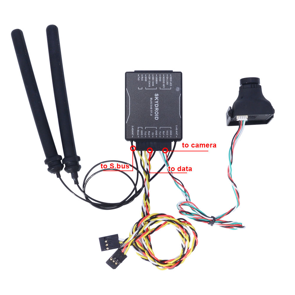 Skydroid Multi-Link Receiver and Camera Spare Parts