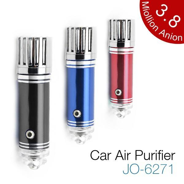 2020 Best Selling New Innovative Products Gift Items (Car Air Purifier Ionizer)