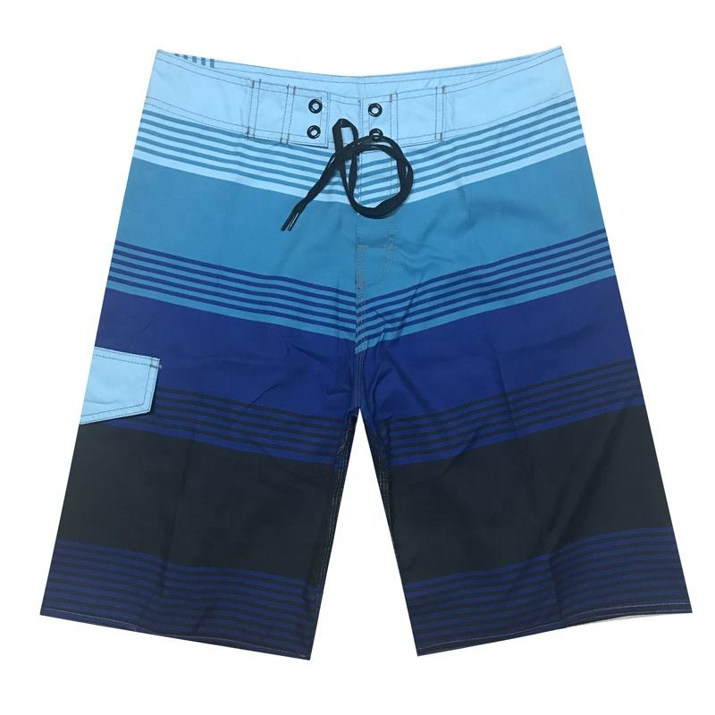 100% polyester surf shorts 3 d sublimation printed men beach shorts