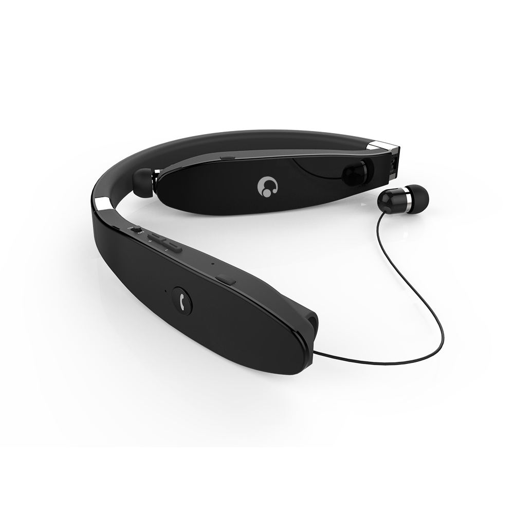 Around-the-neck Wearing Style Bluetooth Headphone Wireless Stereo Bluetooth Headset SX-991