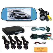 Hot Sale Wireless Rearview Camera 7 Inch Monitor TFT Monitor WRD770S