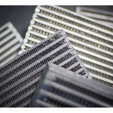 High Quality Aluminum Plate Fin Oil Cooler Core