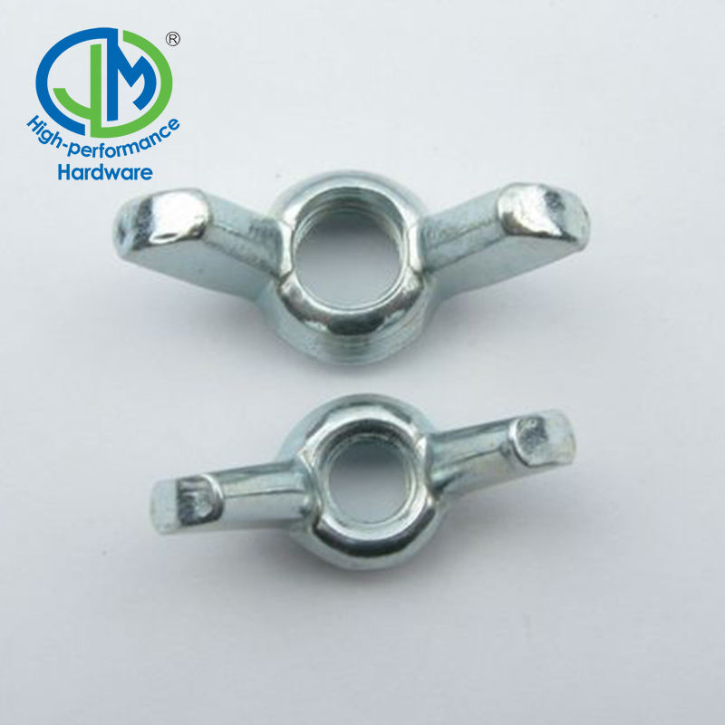 Chinese Manufacturing steel Heavy Duty Wing Nut