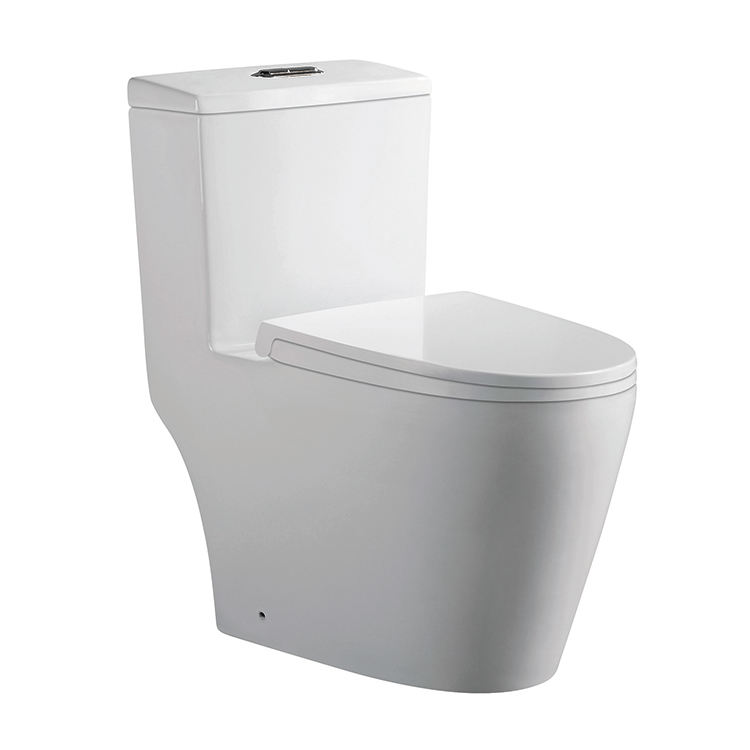 Manufacturer Floor Mounted Toilet Bathroom Ceramic Vacuum Toilet