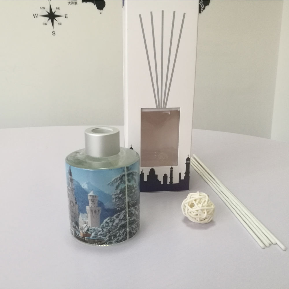High Quality Reed Diffuser Box Packaging Reed Diffuser Stick