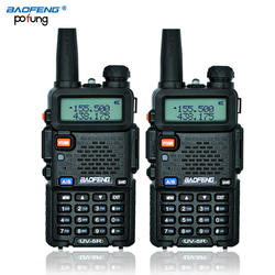Cheap High Power 8W Radio Dual Band Uhf Vhf Portable Radio UV-5R Walkie Talkie Ham Two Way Radio