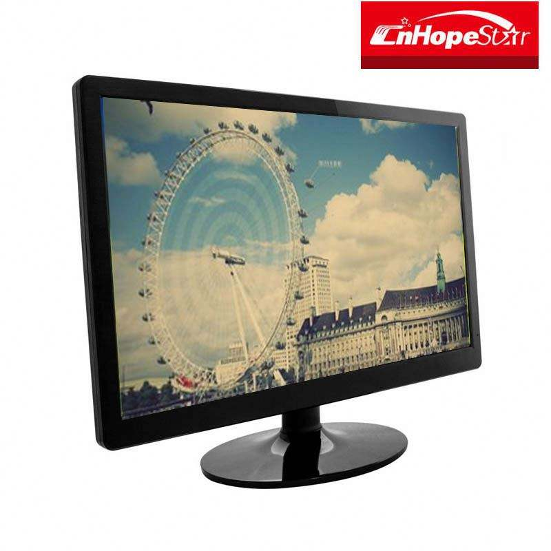 23 LED Monitor de TV/21.5 polegada TV LED 12 V/Praça Monitor LCD TV 23 polegada