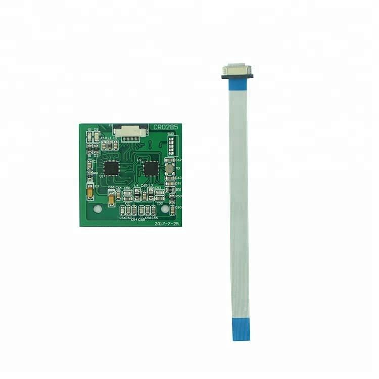 High quality ISO14443A TYPE A+B reader module nfc reader