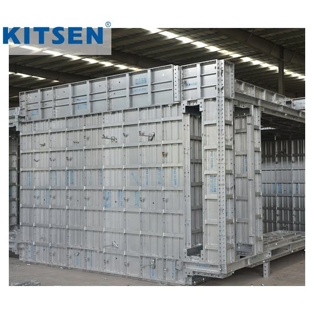 Simple And Easy To Erect Formwork System/ Kitsen Easy Form for cast-in-place concrete construction