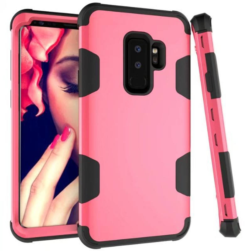 For Samsung Galaxy Note8 Case Robot Shockproof 360 full Protect Cover Hybrid TPU+Rubber Hard Rugged Armor Phone Case For Note9