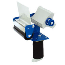 New style popular Tape gun, carton sealing packing tape dispenser With soft cover handle function tape dispenser 2'