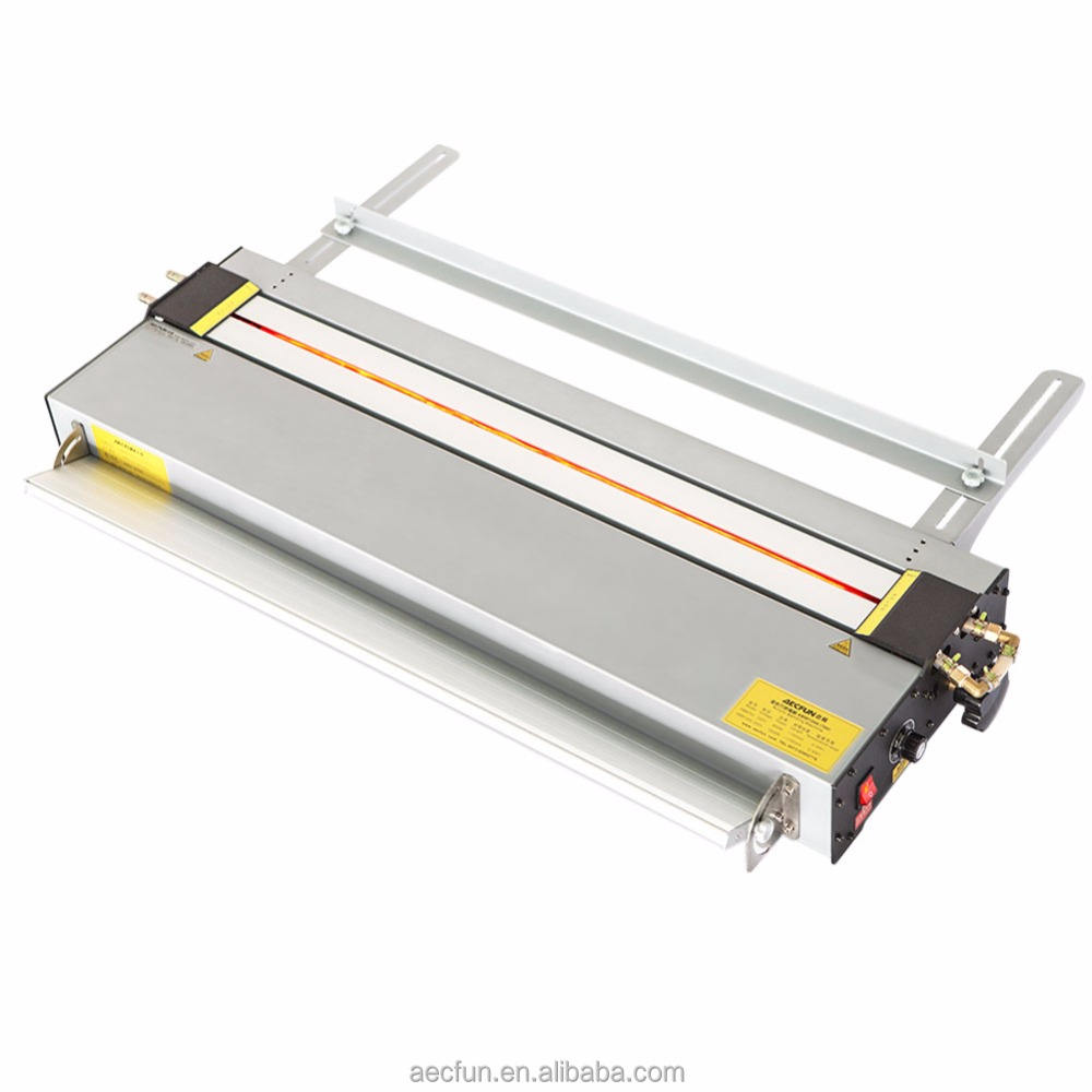 Acrylic bending machine 700/1300 for bending the plastic plate