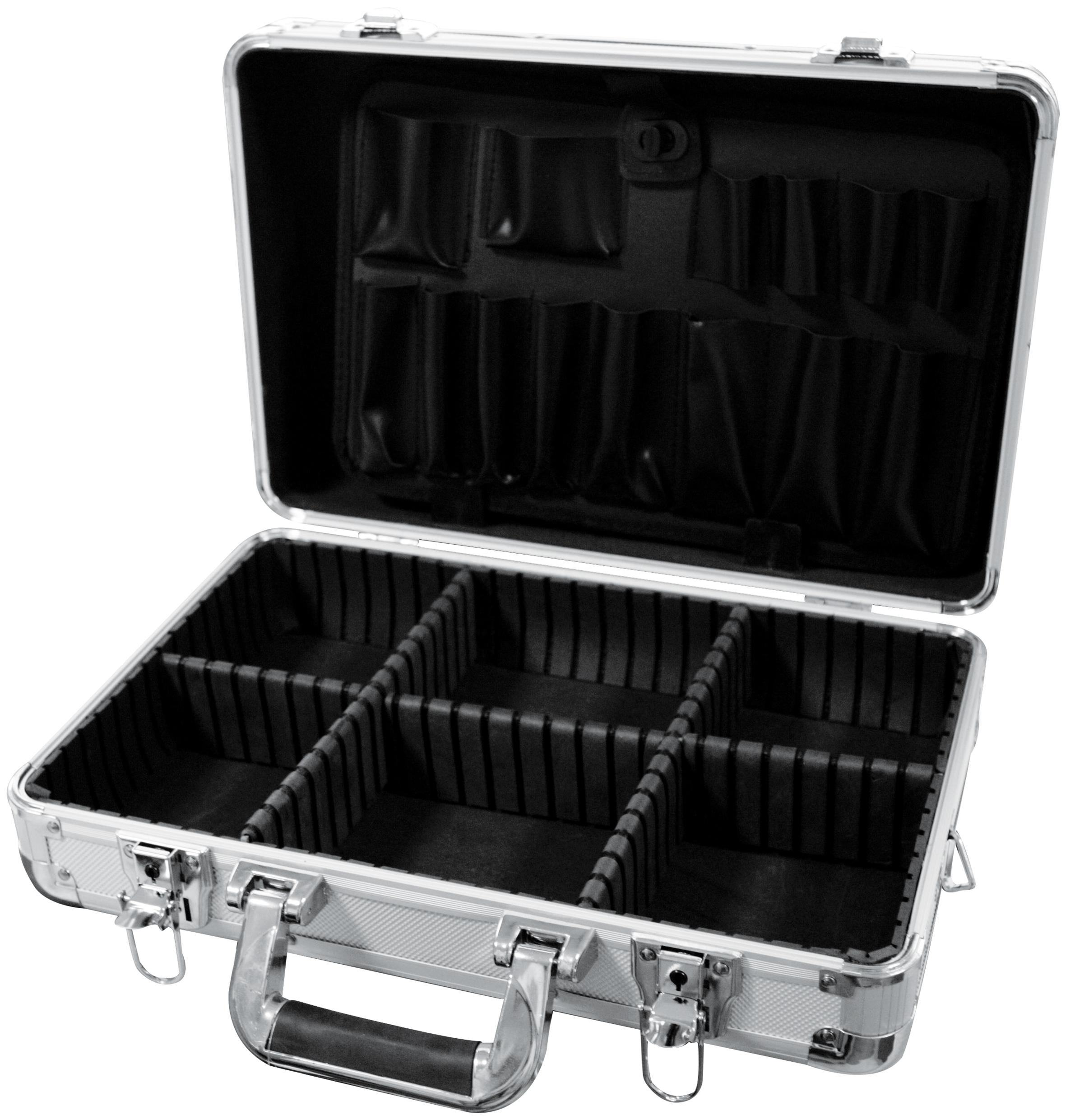 Hot koop duurzaam aluminium case hand tool set