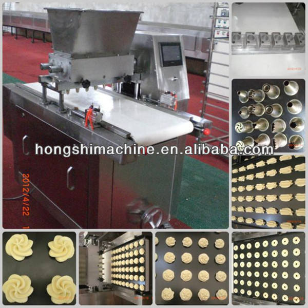 multifunction high quality automatic biscuit making machine