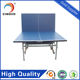 Foldable mobile table cheap sale ping pong tennis table oem table tennis De Table CN CINOVO TE 01A tennis equipment manufacturers