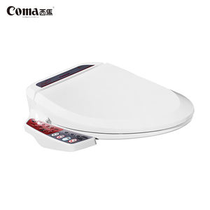Coma Electric Automatic Water Spray Toilet Seat Bidet Cover With Child Mode