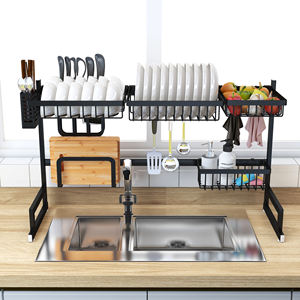 Fashionable and Durable Kitchen Dish Drying Rack and Dish and Bowl Finishing Rack
