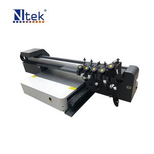 Digital inkjet uv flatbed printer for paper bag printing  New Condition tile printing machine