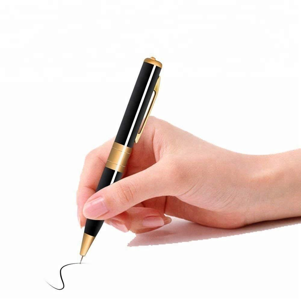 Wholesale BPR6 Ball Pen Spy Camera Hidden Detective Cam In Pen Business Portable Video Recorder 6 Cheap Price Wearable