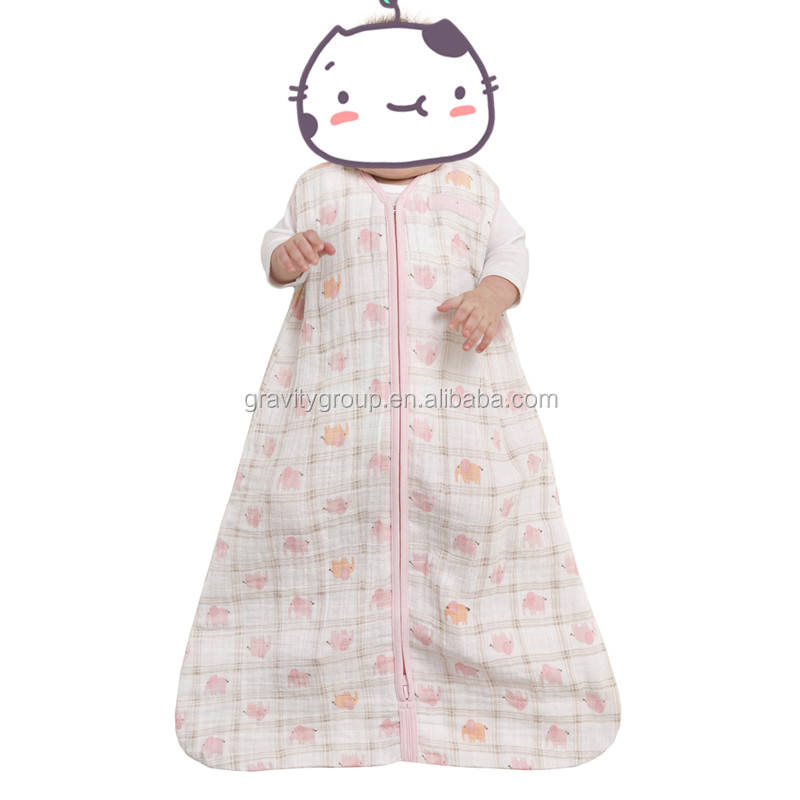 Organic SleepSack Plush Dot Velboa Baby Wearable Blanket