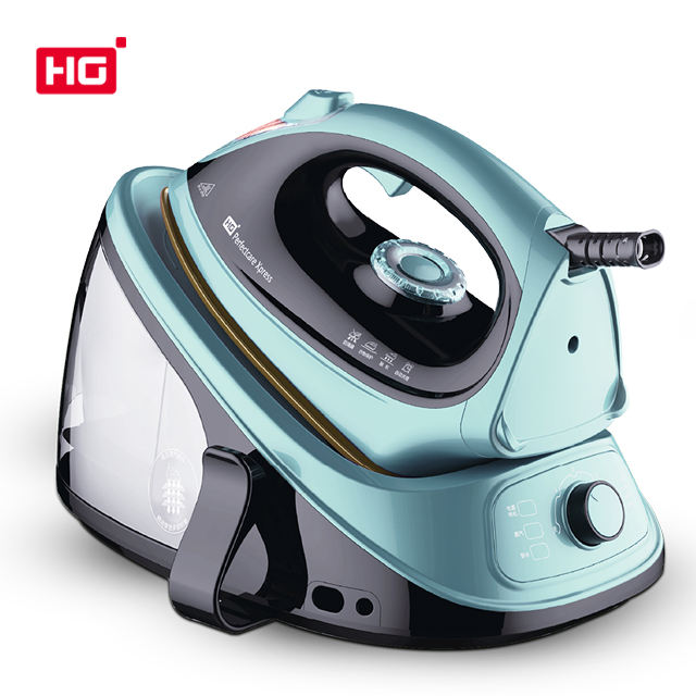 hot sale HG528LC-P5-2 Professional hot sell steam iron station/ iron steamer
