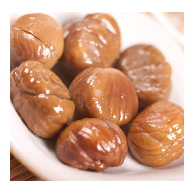 100% Nature organic chestnuts Snacks/peeled roasted chestnut /edible chestnut