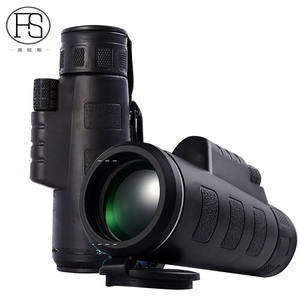 The Professional Military Army Metal Optical Rifle Scope 40*60 Long Range Monocular Sight Telescope
