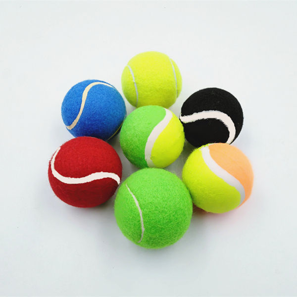 Factory Price Dog Chewing Training Tennis Toy Ball