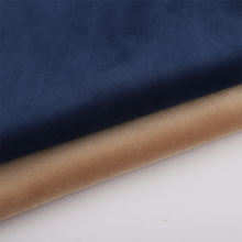 100% polyester microfiber flannel suede fabric for sofa