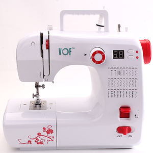 FHSM-702 VOF computer design interlock 20u sewing machine picture label