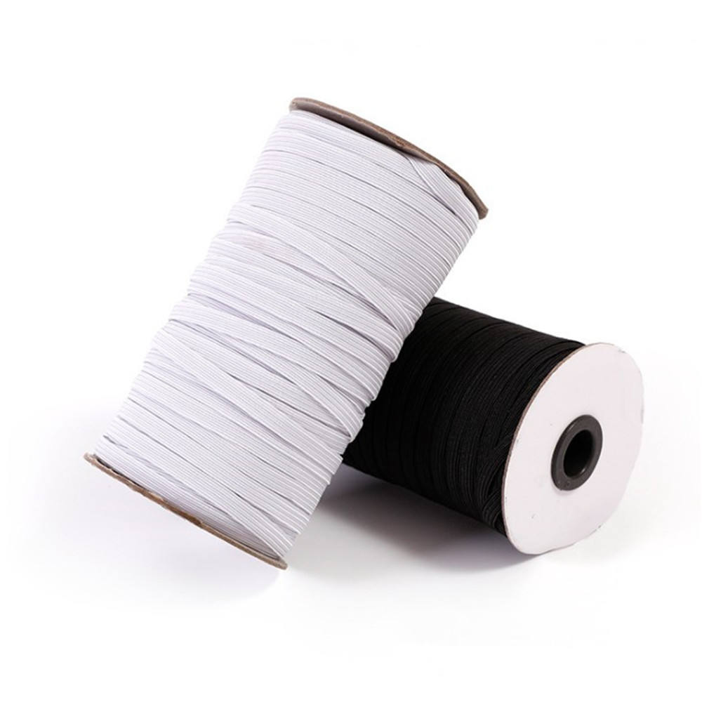 Factory Wholesale 0.3-1.2CM Knitted Elastic Tape