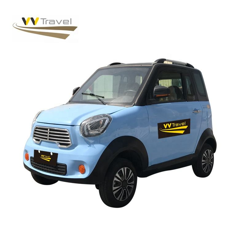 China Factory Direct Sales Famous Brand High Quality Eec Cheap Solar Electric Mobility Quad Car